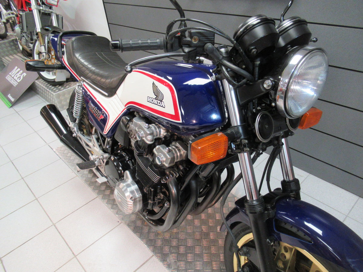 1984 Honda CB1100F Bol d'or For Sale (picture 2 of 6)
