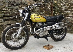 1971 HONDA CL350 low price!