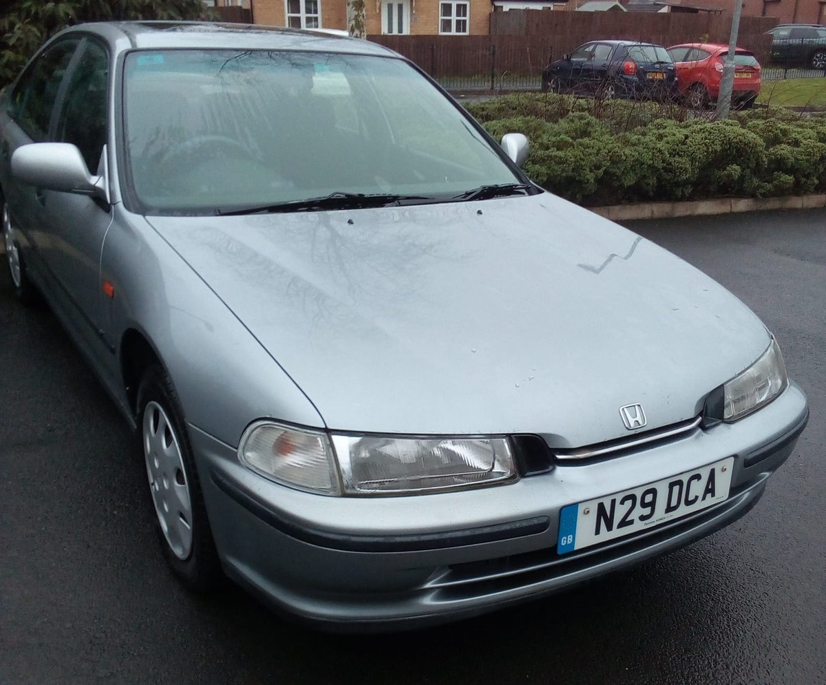 1995 Honda Accord 2.0 iLS Petrol Automatic injection SOLD (picture 2 of 6)