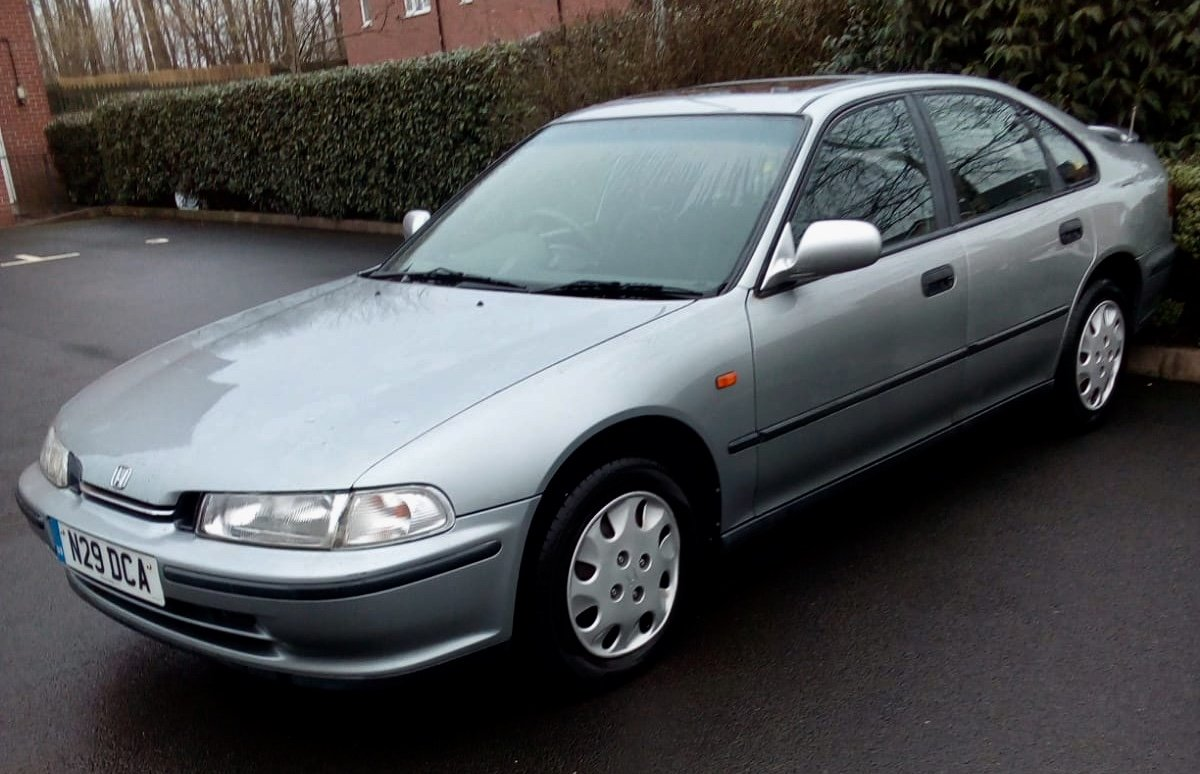 1995 Honda Accord 2.0 iLS Petrol Automatic injection SOLD (picture 3 of 6)