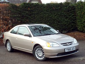 2001 Exceptionally Scarce Low Miles Two Owner Car For Sale