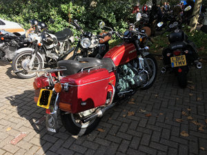 1976 Roadworthy Honda GL1000 GoldWing