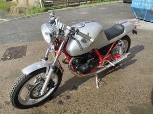 1985 HONDA XBR 500cc CLEAN BIKE. For Sale