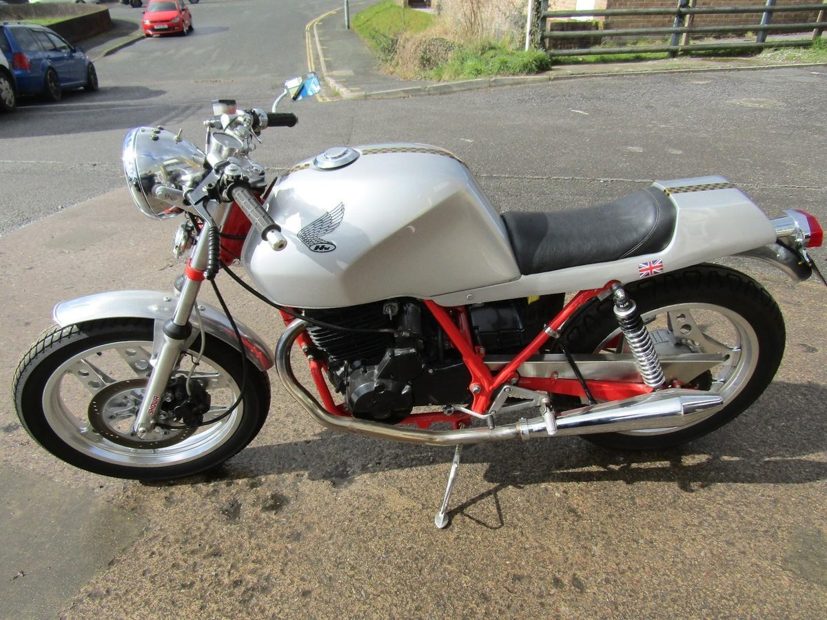 1985 HONDA XBR 500cc CLEAN BIKE. For Sale (picture 2 of 6)