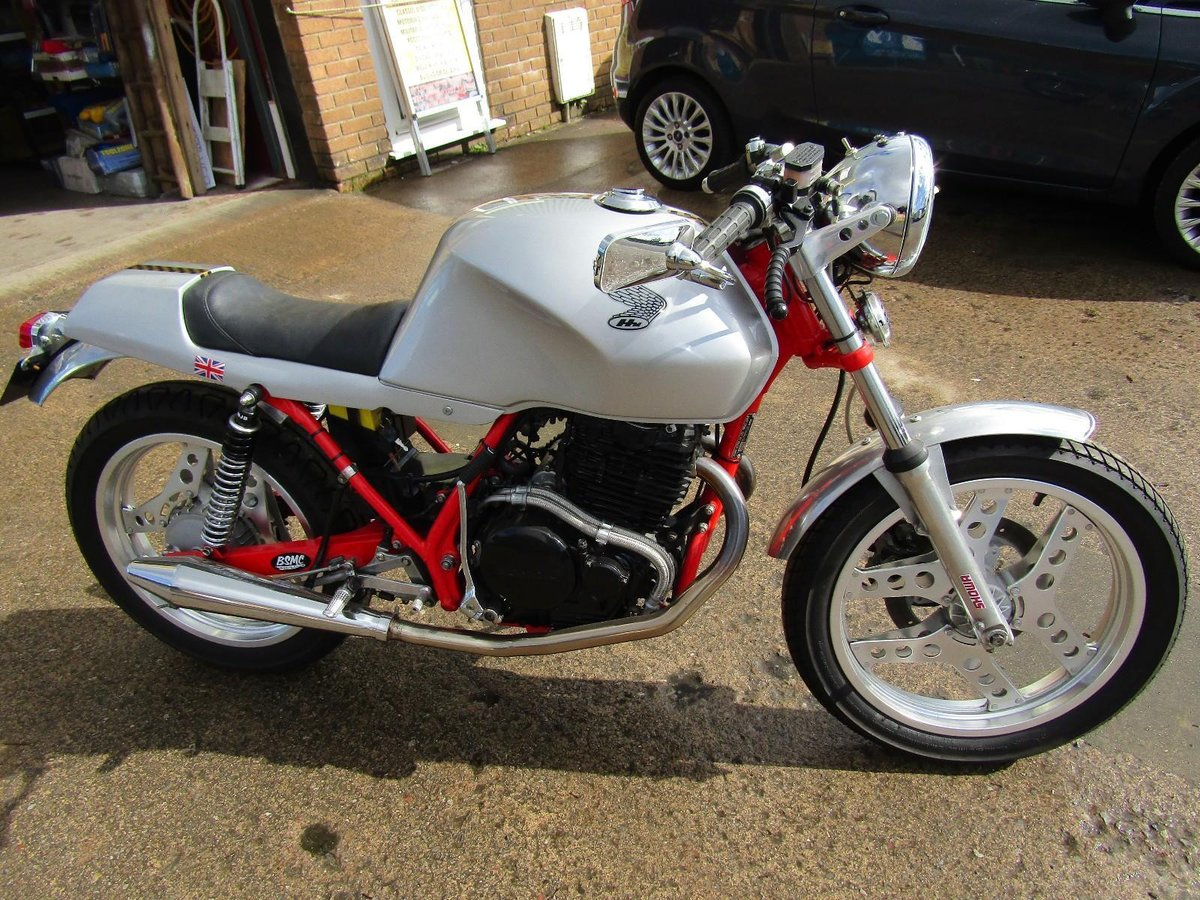 1985 HONDA XBR 500cc CLEAN BIKE. For Sale (picture 5 of 6)