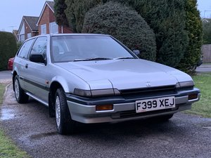 1989 Honda Accord Aerodeck (Car now sold) For Sale