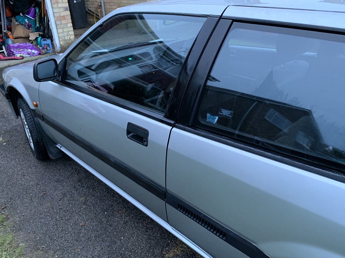 1989 Honda Accord Aerodeck (Car now sold) For Sale (picture 6 of 6)