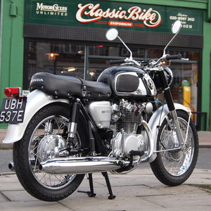 1967 Black Bomber CB450 K0 RESERVED FOR ROBERT. SOLD