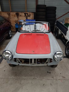 1966 Honda S600 convertible very rare
