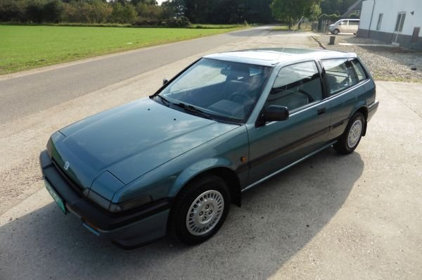 1988 Accord Aerodeck 2.0i automatic brand new condition For Sale (picture 1 of 6)
