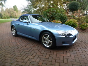2003 Exceptional low mileage S2000 with impeccable history!  SOLD