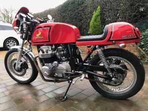 "1979 Honda CB650 /RC03. ""One of a kind Café Racer"" For Sale"