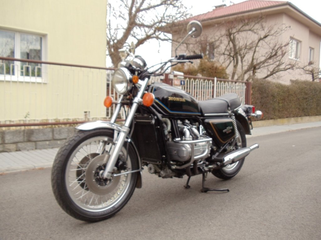 1977 Honda GL1000 Goldwing For Sale (picture 3 of 6)
