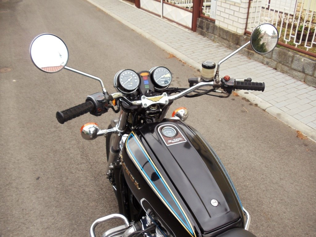 1977 Honda GL1000 Goldwing For Sale (picture 5 of 6)