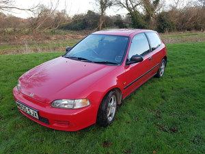 1995 Honda civic eg lsi