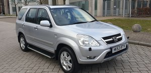 2004 CR-V 2.0 i VTEC EXECUTIVE AUTO 2 OWNERS 69K MILES  For Sale