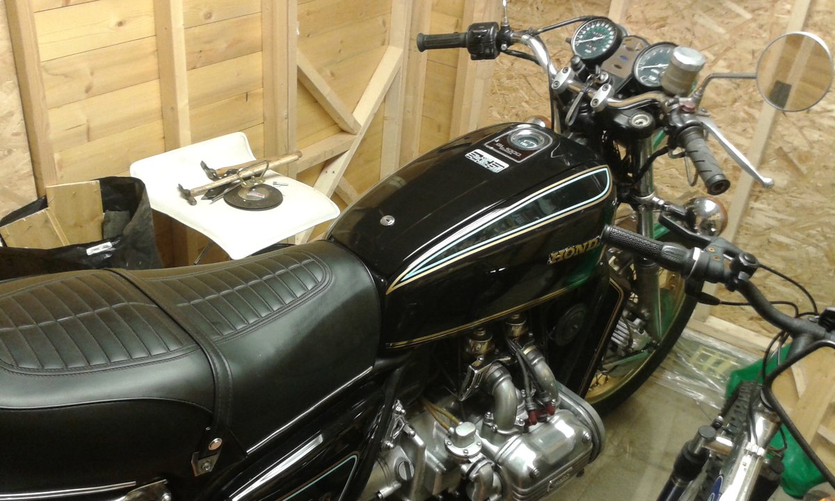1977 Honda Goldwing Plain Jane For Sale (picture 1 of 3)