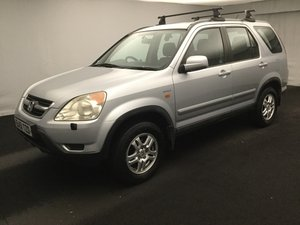2002 HONDA CR-V 2.0i V-TEC AUTO SE SPORT  4X4 For Sale