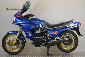 Picture of 1987 Honda CX 500 Turbo, 493 cc, 82 hp, 65700 km
