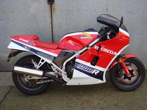 1984 Honda VF1000R - Low mileage UK registered. MOT and V5  SOLD