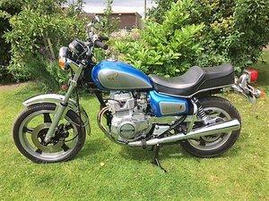 1983 honda cm 250 t For Sale