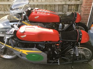 1972 Honda Mike Hailwood  Race replica For Sale