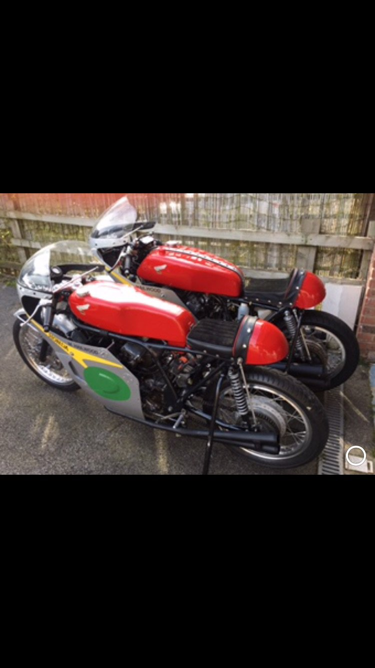 1972 Honda Mike Hailwood  Race replica For Sale (picture 2 of 6)