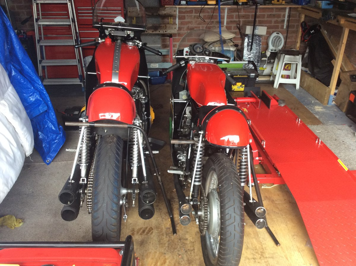 1972 Honda Mike Hailwood  Race replica For Sale (picture 4 of 6)