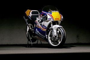 1992 - Honda RS 250 R SPL SOLD by Auction