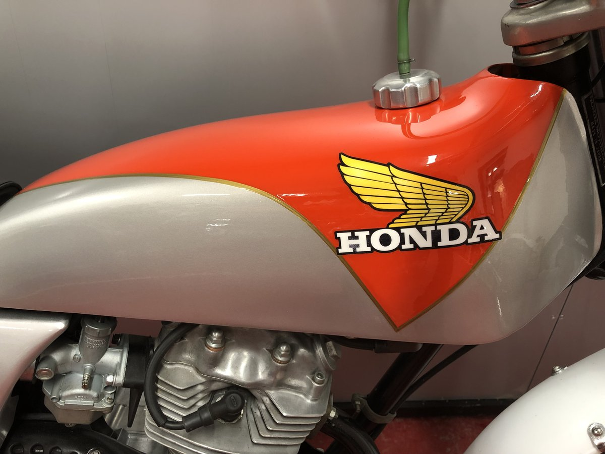 1978 HONDA TL 125 TRIAL LOVELY BIKE RUNS MINT! £3295 OFFERS PX For Sale (picture 3 of 5)