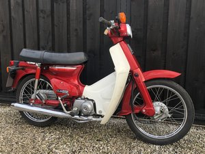 1982 HONDA C90 C 90 CUB CLASSIC ONLY 3500 MILES £2995 OFFERS  For Sale