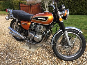1976 Honda CB550 K2 For Sale