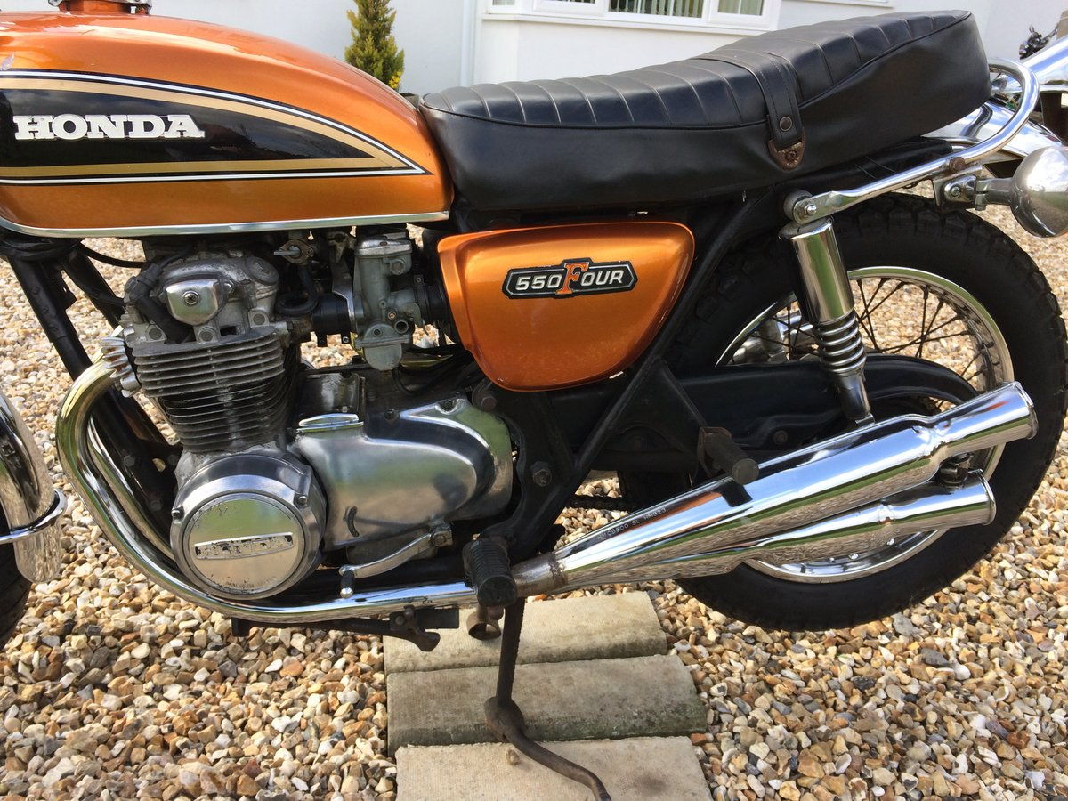 1976 Honda CB550 K2 For Sale For Sale (picture 3 of 6)