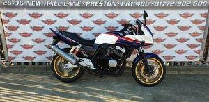2006 Honda CB400 Super 4 V-Tec Bol D'or Sports Tourer