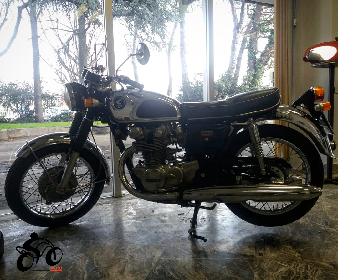 1969 Honda CB 450 K1  For Sale (picture 1 of 6)