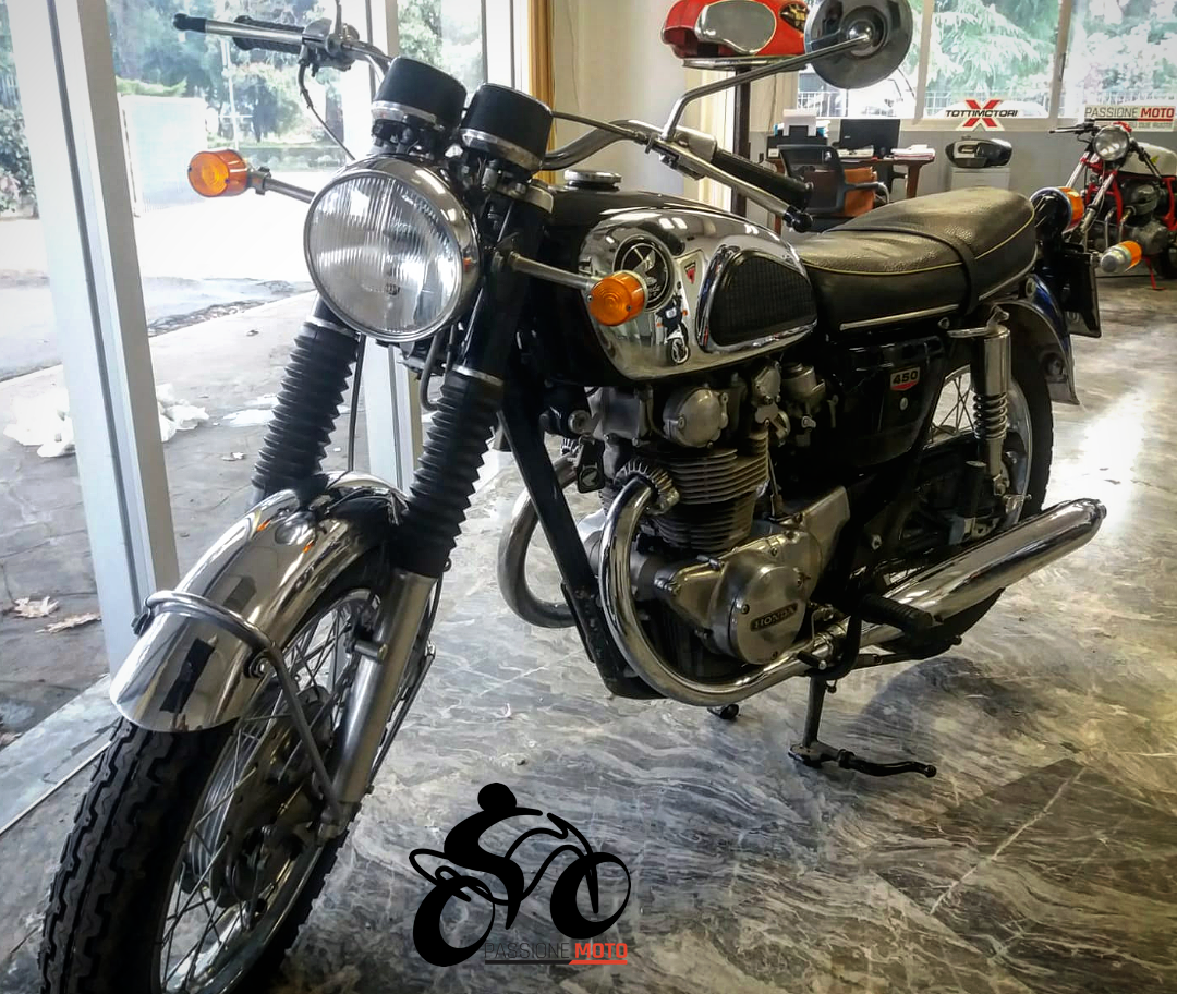 1969 Honda CB 450 K1  For Sale (picture 2 of 6)