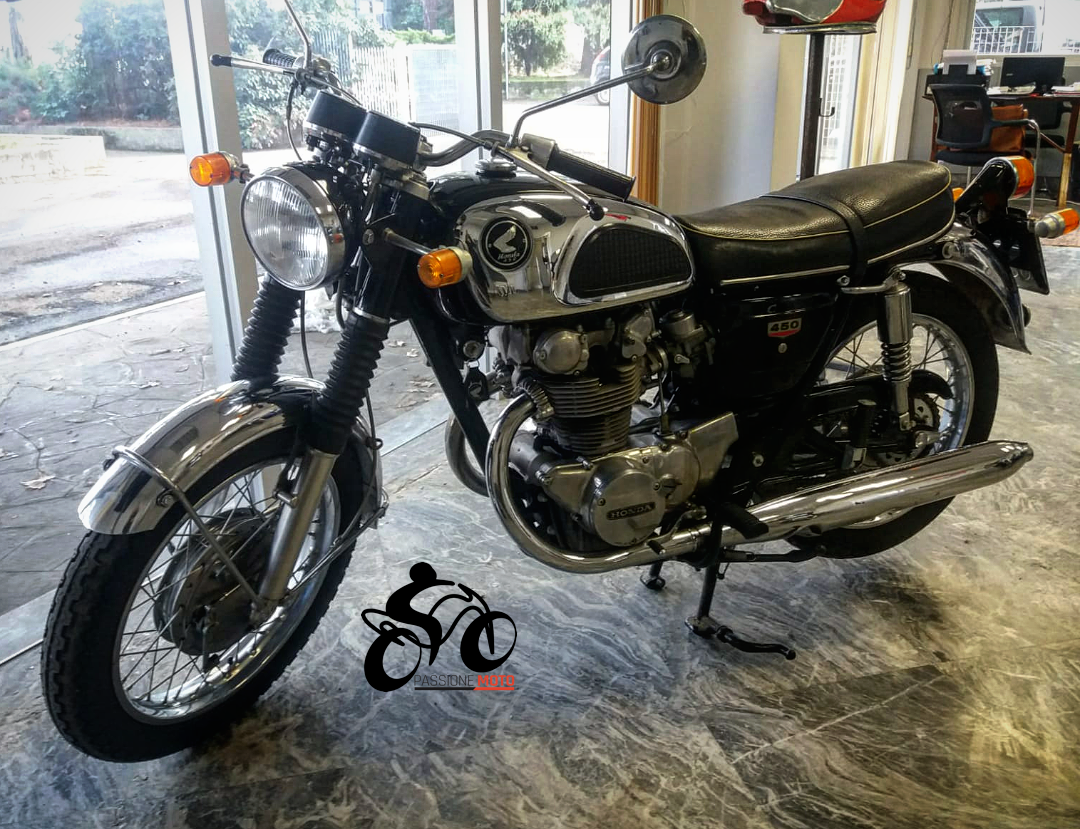 1969 Honda CB 450 K1  For Sale (picture 3 of 6)