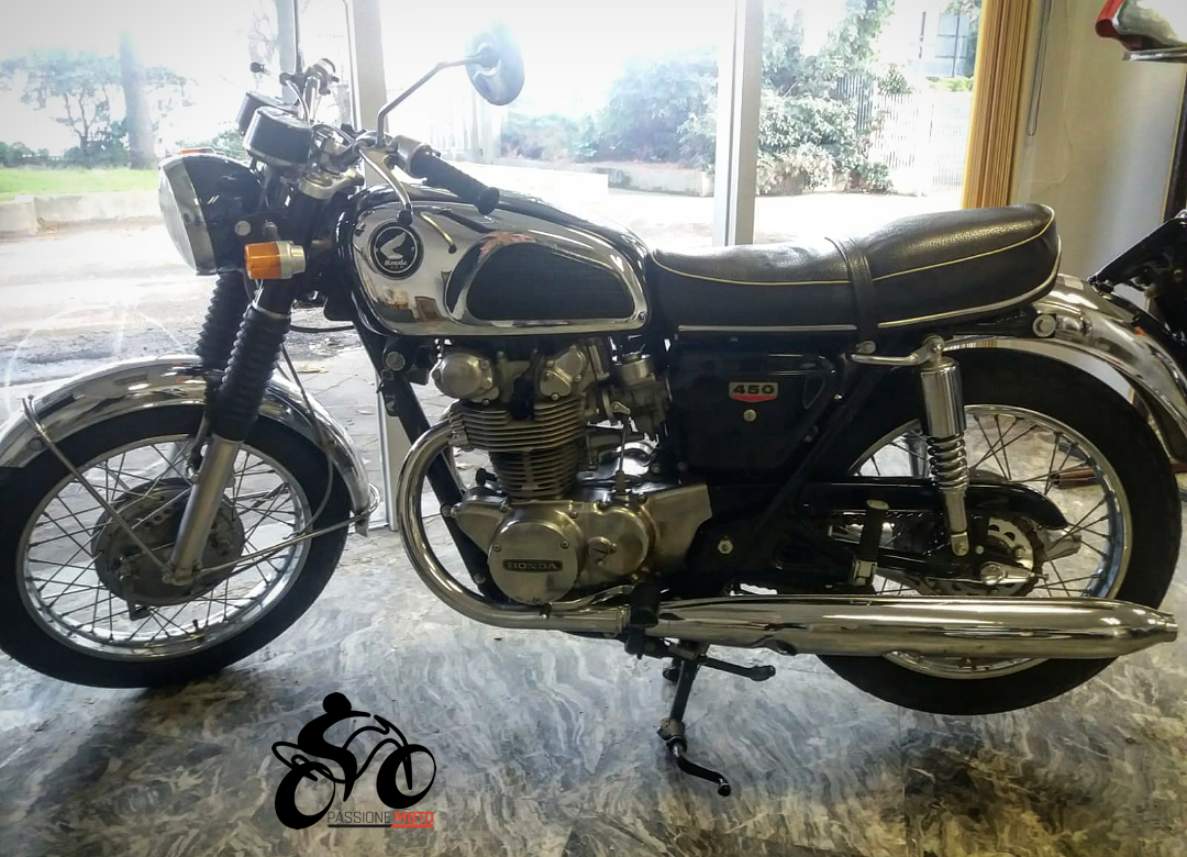 1969 Honda CB 450 K1  For Sale (picture 4 of 6)
