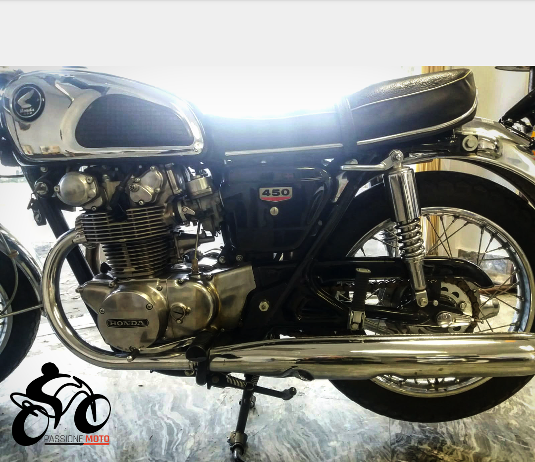 1969 Honda CB 450 K1  For Sale (picture 6 of 6)
