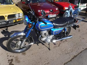 **MARCH AUCTION**1984 Honda Benly SOLD by Auction