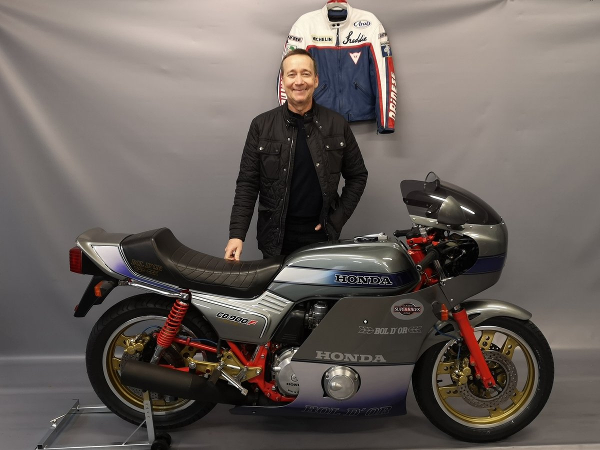 1981 Honda CB 900 F BOL D' OR - Freddie Spencer SOLD (picture 1 of 6)