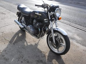 **MARCH AUCTION**2 x Honda 750 plus spares SOLD by Auction