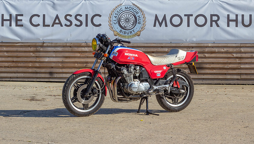 1981 Honda CB900F  For Sale (picture 1 of 6)