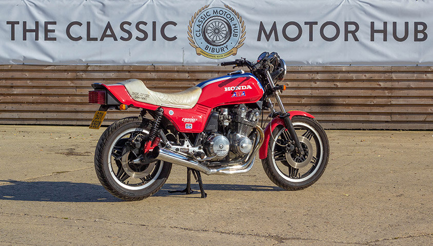 1981 Honda CB900F  For Sale (picture 2 of 6)