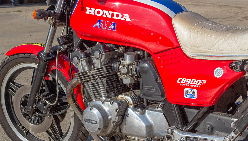 1981 Honda CB900F  For Sale (picture 3 of 6)