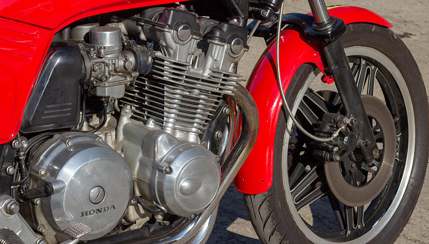 1981 Honda CB900F  For Sale (picture 4 of 6)
