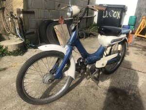 1968 Honda PC50 moped