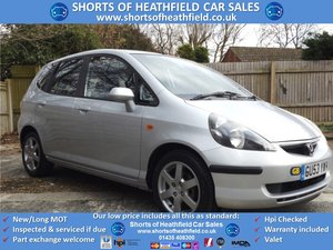 2003/53 Honda Jazz 1.4i-DSi CVT-7 SE Sport Automatic  For Sale