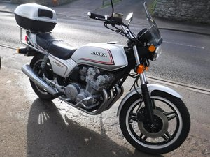 **MARCH AUCTION**1980 Honda CB750F