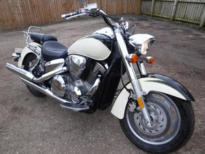 **MARCH AUCTION**2006 Honda VTX 1300 SOLD by Auction